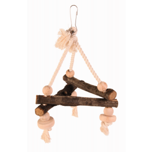 I248821-Trixie Natural Living Triangle Swing 16cm