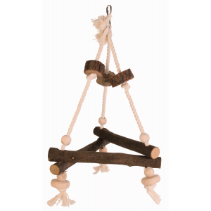 I248822-Trixie Natural Living Triangle Swing 27cm