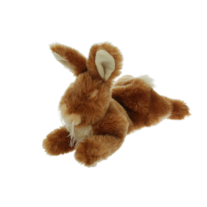 I248003-Cuddlies Plush Rabbit Large Dog Toy