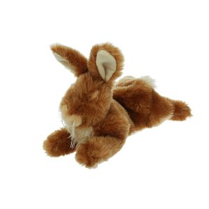 I248002-Cuddlies Plush Rabbit Small Dog Toy