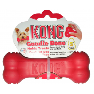 I248628-Kong Goodie Bone Small Dog Toy