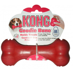 I246687-Kong Goodie Bone Medium Dog Toy