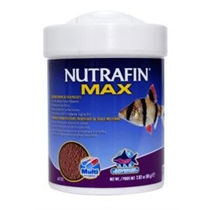 I247852-Nutrafin Max Tropical Pellet Food 80g
