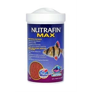 I247853-Nutrafin Max Tropical Pellet Food 160g