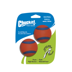 I248980-Chuck It Ultraball Small Dog Toy 2 Pack