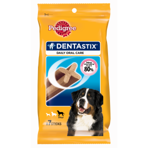 I247290-Pedigree Dentastix 7 Pack Large Size Dog Treats