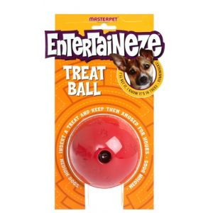 I248013-Yours Droolly Ball Treat Dispenser Medium Dog Toy