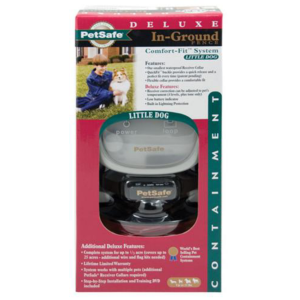 I138195-Petsafe Little Dog Deluxe In-ground Fence System