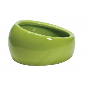 I247117-Living World Ergonomic Dish Green Small