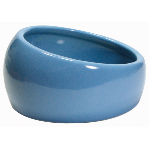 I247119-Living World Ergonomic Dish Blue Small