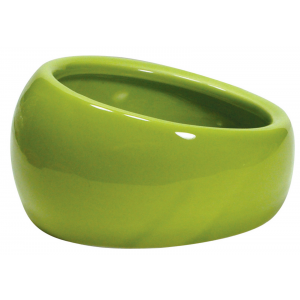 I247118-Living World Ergonomic Dish Green Large