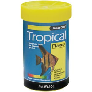 I246757-Aqua One Tropical Flake Food 10g