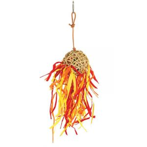 I140529-Caitec Fireball Bird Toy 40cm