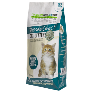 I141169-Breeder Celect Recycled Paper Litter 30l