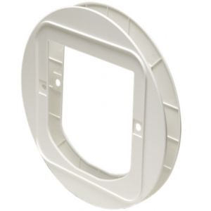I152698-Sureflap Large White Mounting Adaptor