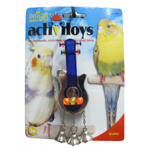 I248829-Jw Insight Guitar Bird Activitoy
