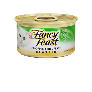 I247591-Fancy Feast Classic Chopped Grill Feast Cat Food 85g