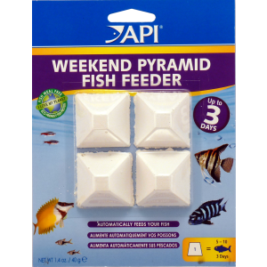 I248669-Api Mini Pyramid 3 Day Holiday Feeder