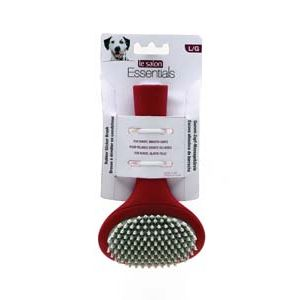 I146025-Le Salon Rubber Slicker Brush For Large Dogs
