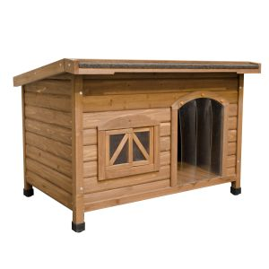 I248040-Animates Superior Cottage Kennel Large