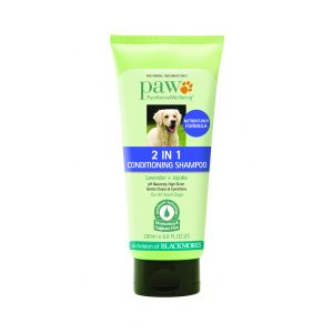 I148060-Blackmores Paw 2 In 1 Dog Shampoo & Conditioner 200ml