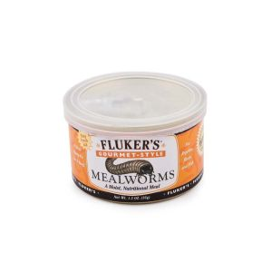 I151420-Flukers Gourmet Mealworms 35g