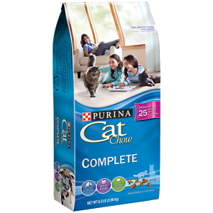 I247639-Purina Cat Chow Complete Cat Food 2.86kg