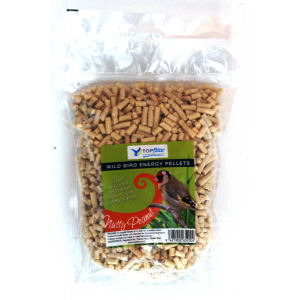 I152220-Topflite Wild Bird Nutty Peanut Energy Pellets
