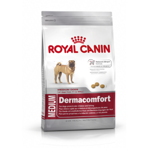 I246914-Royal Canin Medium Dermacomfort Dog Food 10kg