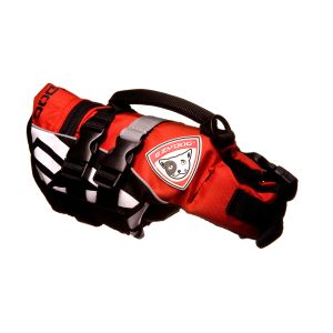 I249105-Ezydog Micro Red Floatation Vest Xs