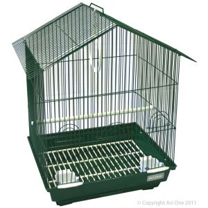 I156159-Avi One 320 House Top Travel Cage