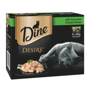 I247292-Dine Desire Succulent Chicken Breast 85g 6 Pack
