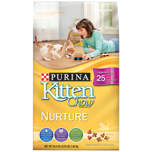 I158905-Purina Kitten Chow Nurture Kitten Food 1.43kg
