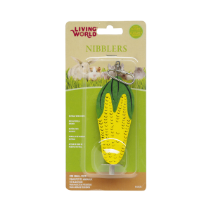 I159936-Living World Corn Cob On A Stick Small Pet Chews