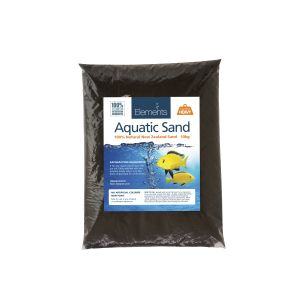 I247247-Elements Black Iron Aquatic Sand 5kg