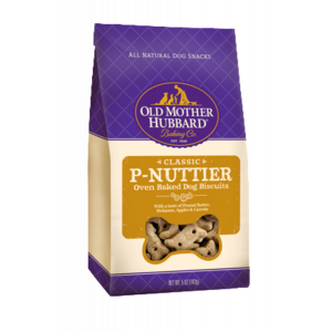 I246686-Old Mother Hubbard Peanut Nuttier Mini Dog Treat 142g