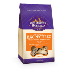 I246703-Old Mother Hubbard Bacon And Cheese Small Dog Treat 566g