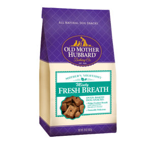 I162192-Old Mother Hubbard Fresh Breath Dog Treat  566g