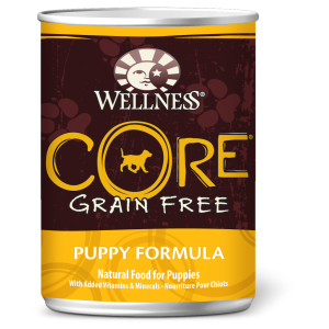 I162254-Wellness Core Grain Free Puppy Food 356g