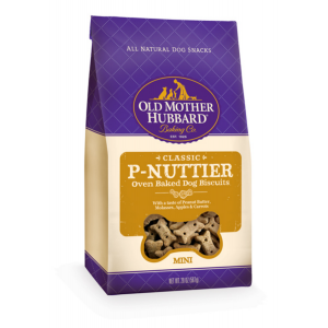 I246706-Old Mother Hubbard Peanut Nuttier Mini Dog Treat 566g