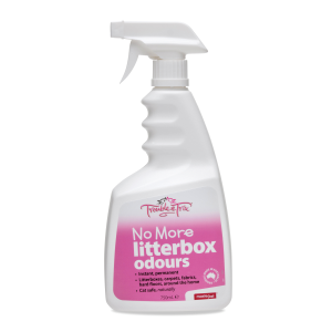 I240891-Trouble & Trix Cat No More Litterbox Odour 750ml