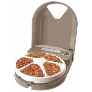 I248828-Petsafe Eatwell 5 Meal Cat Feeder
