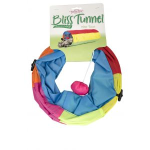 I248070-Trouble & Trix Bliss Tunnel 90cm Cat Toy