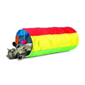 I248069-Trouble & Trix Bliss 50cm Cat Tunnel