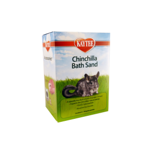 I163096-Kaytee Chinchilla Bath Sand 5 X 140g Pouches