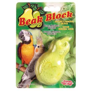I247152-Living World Mineral Beak Block Pear