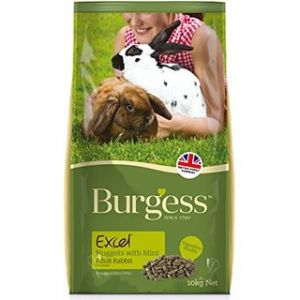 I248442-Burgess Excel Tasty Rabbit Nuggets 10kg
