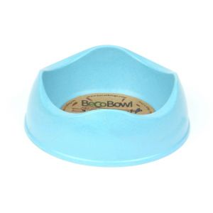 I248930-Beco Natural Eco Friendly Blue Xx-small Pet Bowl - 100ml.