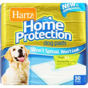 I248925-Hartz Puppy Training Pads 50pk