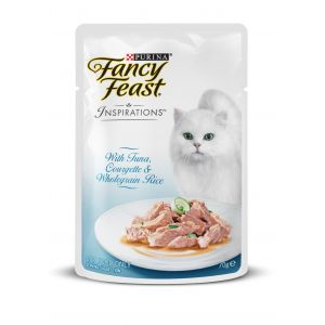 I247604-Fancy Feast Inspirations With Tuna Courgette & Wholegrain Rice 70g
